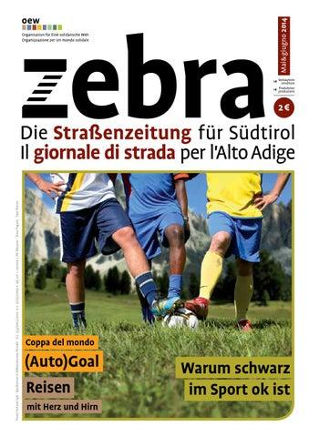 zebra. Mai/giugno 2014 (3) by oew - Organisation für Eine ...