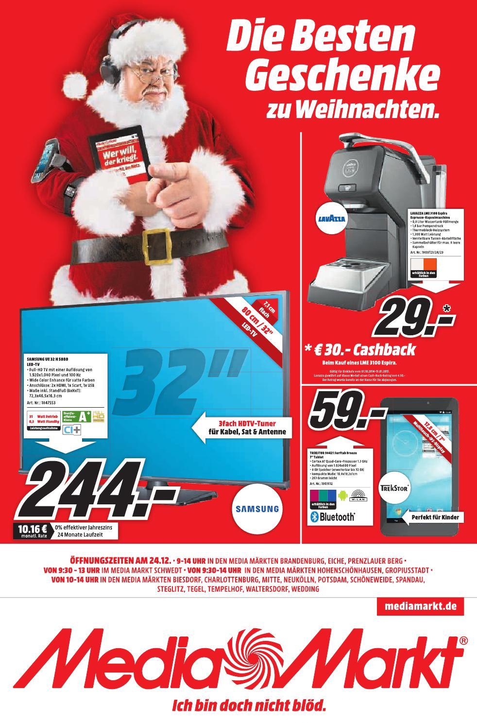 mediamarkt die besten geschenke zu weihnachten by berlin