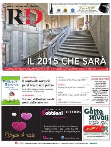 Rd 18 12 14 by Reclam Edizioni e Comunicazione - issuu 13f2a3d7192