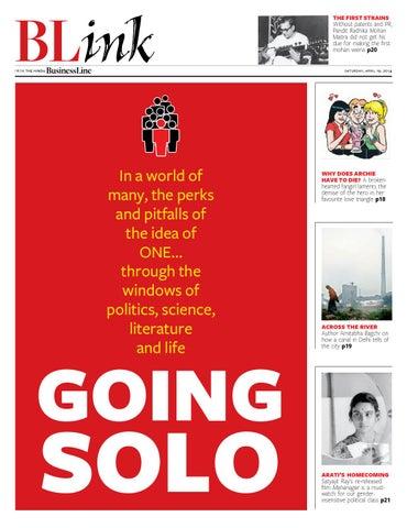 Blink issue 13 april19 2014 by Partha Pratim Sharma-Portfolio - issuu