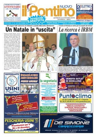 finest selection 49c9f 34405 Il Pontino Nuovo n. 22 - 16 31 Dicembre 2014 by Il Pontino Il ...