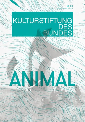Magazine 23 Of The The German Federal Cultural Foundation