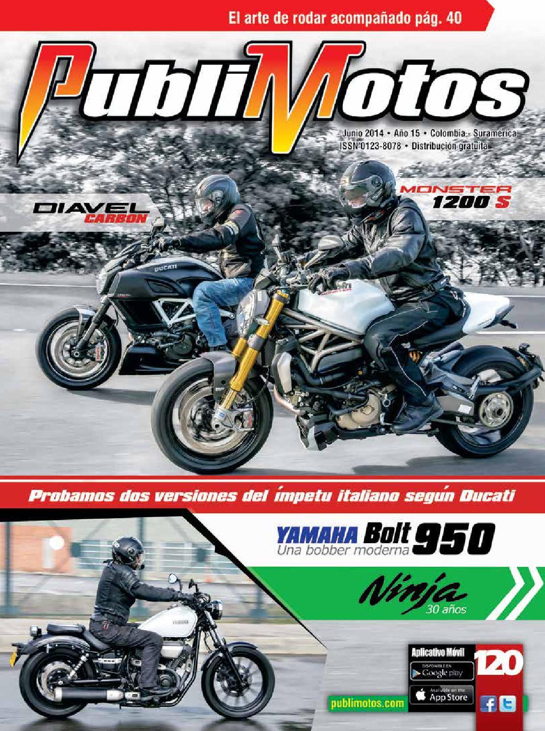 Pm120 by publimotos revista - issuu