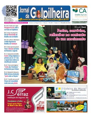 2412 Jornal da Golpilheira Dezembro 2014 by Jornal da Golpilheira ... a3a7ac9e117
