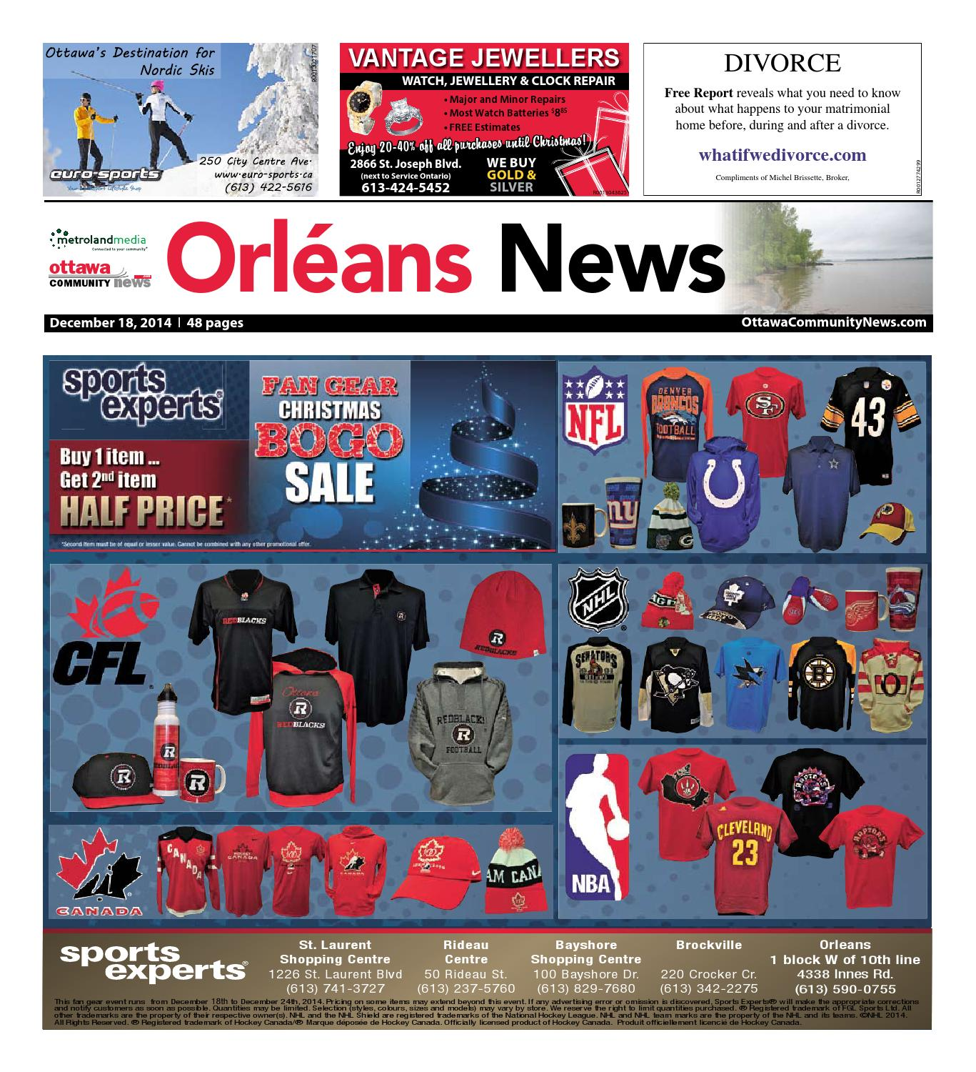 another chance high quality shoes for cheap Orleans121814 by Metroland East - Orleans News - issuu