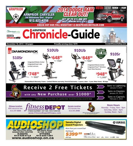 Arnprior1218214 By Metroland East Arnprior Chronicle Guide Issuu