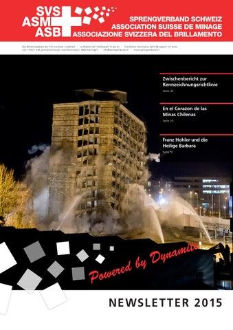 SVS newsletter 2015 by artasio Media & Communiction - issuu