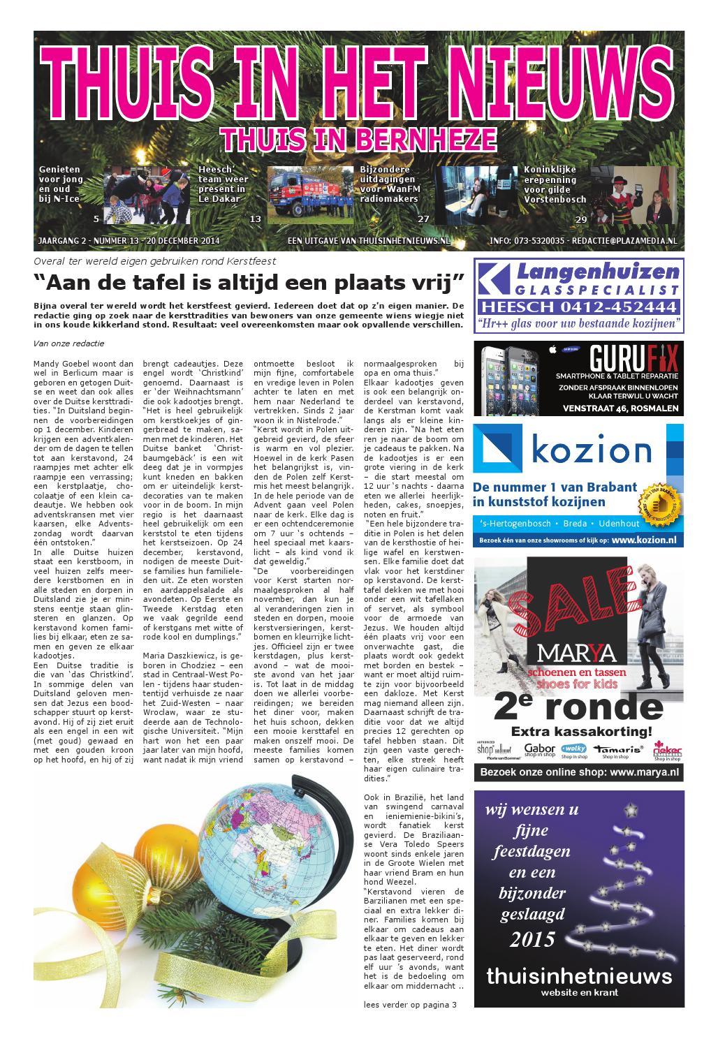 Thuis In Het Nieuws Editie Bernheze 2014 13 By Thuisinhetnieuws Issuu Een Goudkleurig Zwaard Van Papier Knutselen