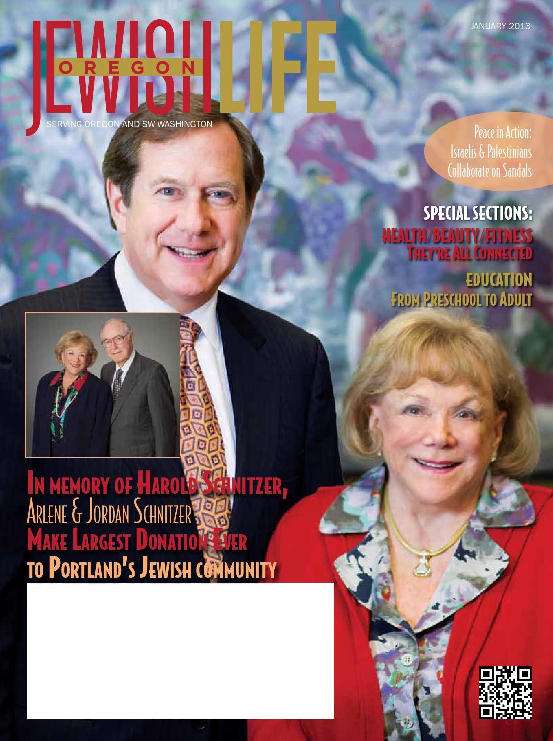 9836fcc26195d Oregon Jewish Living Vol.1 Issue 12 by JewishLifeMagazine - issuu