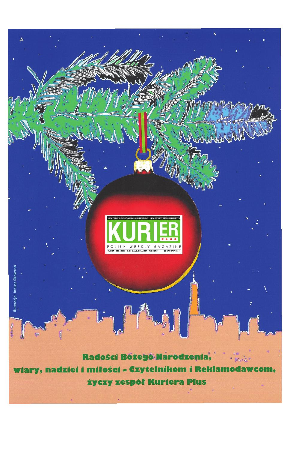 Kueir Plus 20 Grudnia 2014 By Kurier Plus Issuu