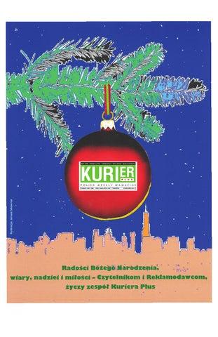 Kueir Plus 20 Grudnia 2014 By Kurier Plus Issuu