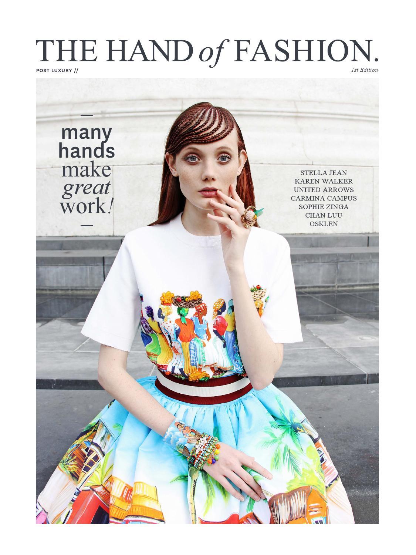 c28e18e5259 The Hand of Fashion 1st Edition by Black Magazine - issuu