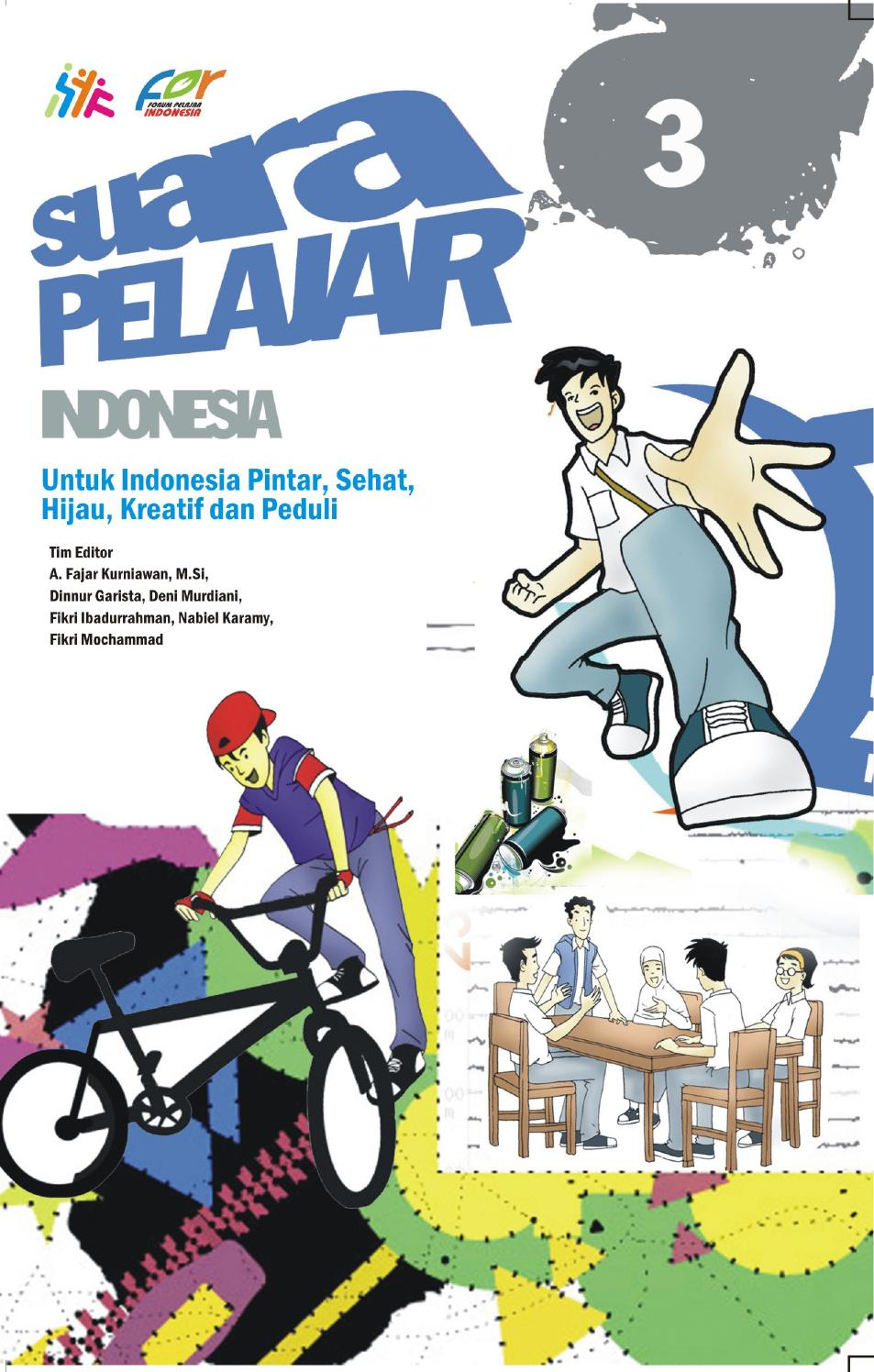 Suara Pelajar Indonesia Sehat By Indonesia Student Youth Forum Issuu