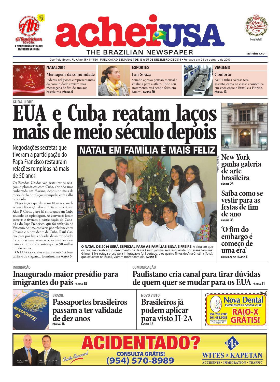 AcheiUSA 536 by AcheiUSA Newspaper - issuu 4af2969fc260b