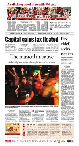 Everett Daily Herald 5fe5daf4c