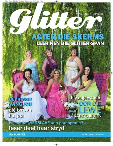 "Cover of ""January glitter"""