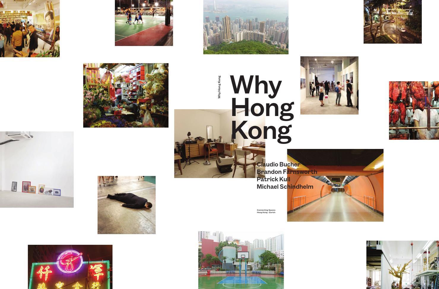Why Hong Kong (English/German version) by Connecting Spaces Hong ...