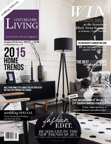 Issue 63 Staffordshire Living By Media