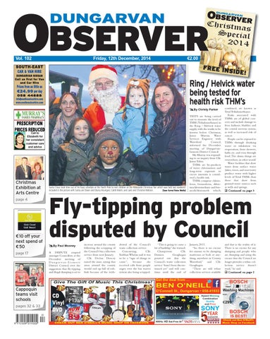 425244476bf Dungarvan observer 12 12 2014 edition by Dungarvan Observer - issuu
