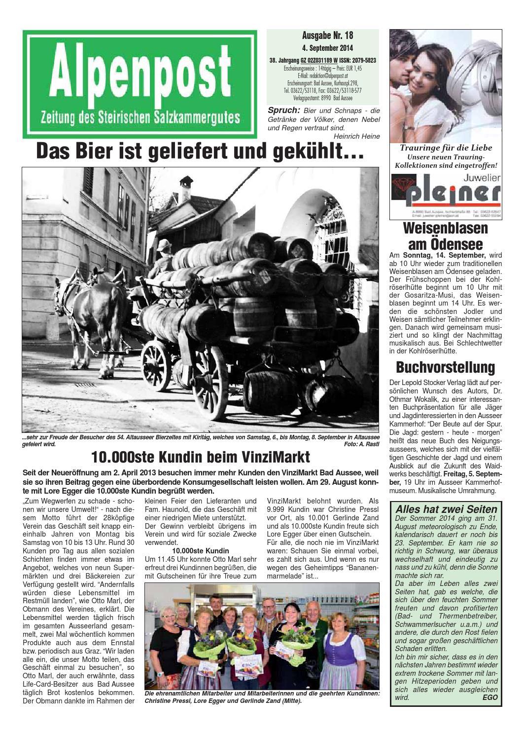 Alpenpost 18 2014 by Alpenpost Redaktion - issuu