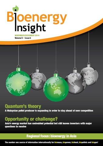 Bioenergy Insight November/December 2014