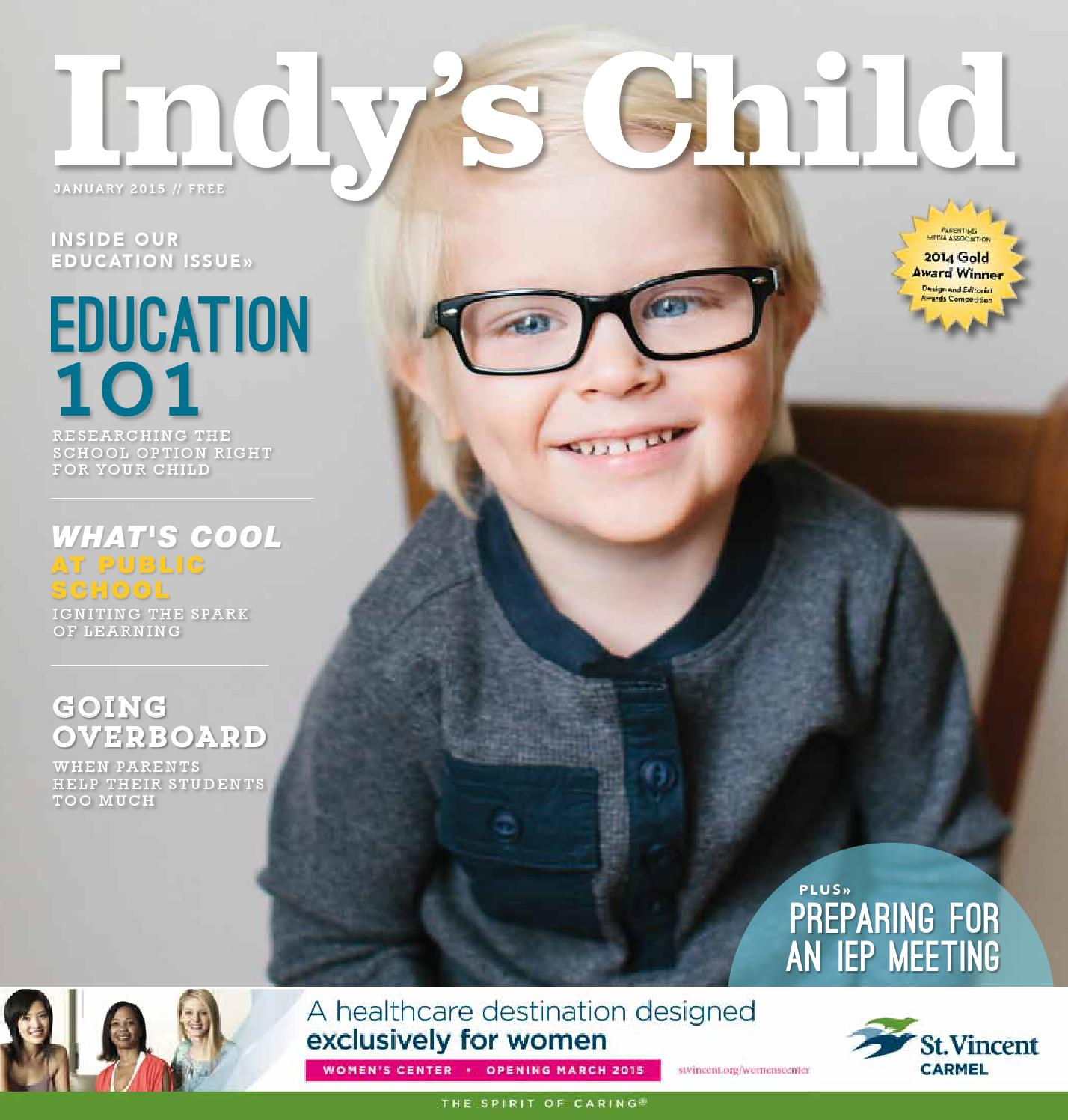 Indys Child January Issue