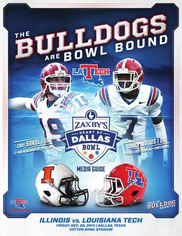 30125f5bcf9 2014 Louisiana Tech Football Bowl Media Guide by Louisiana Tech ...