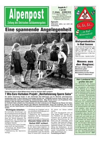 Alpenpost 07 2007 By Alpenpost Redaktion Issuu