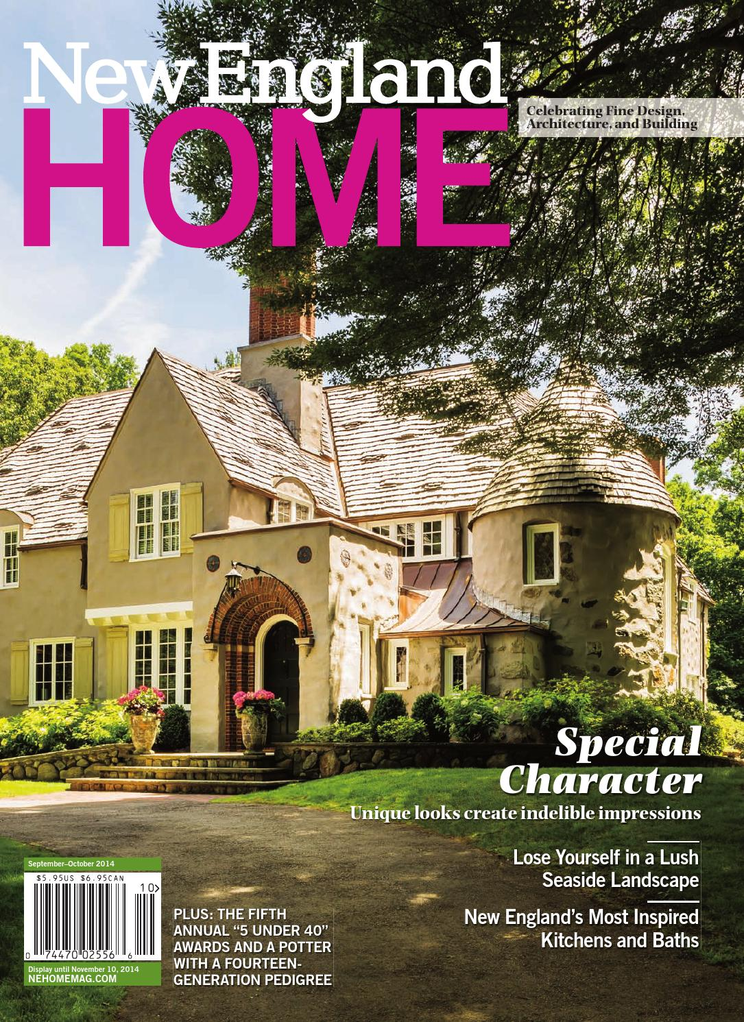 Astonishing New England Home September October 2014 By New England Home Download Free Architecture Designs Meptaeticmadebymaigaardcom