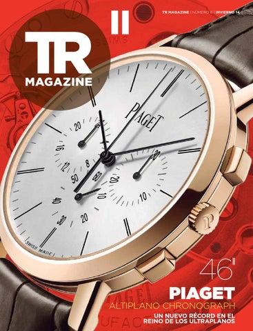 bd2f3132d05a Tr magazine numero 6 by Ed-Tourbillon.Spain - issuu