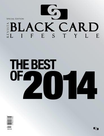27843a77e7b Revista Black Card Lifestyle - Edição 31 by Revista BlackCard ...