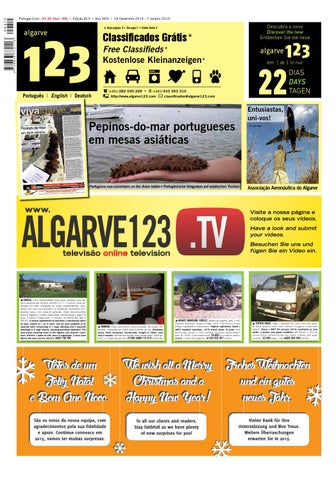 Algarve123 856 By Tourvision Foundation   Issuu