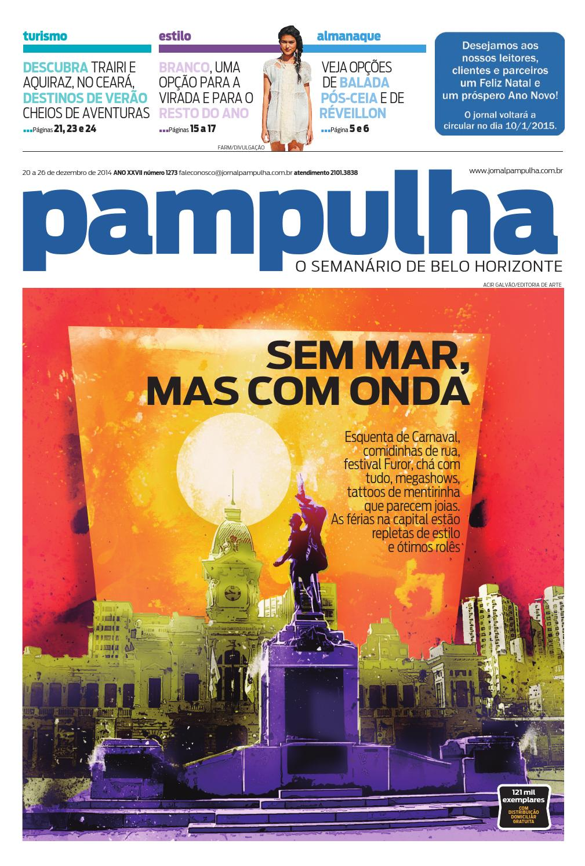 Pampulha - Sáb, 20 12 2014 by Tecnologia Sempre Editora - issuu f1068d8703
