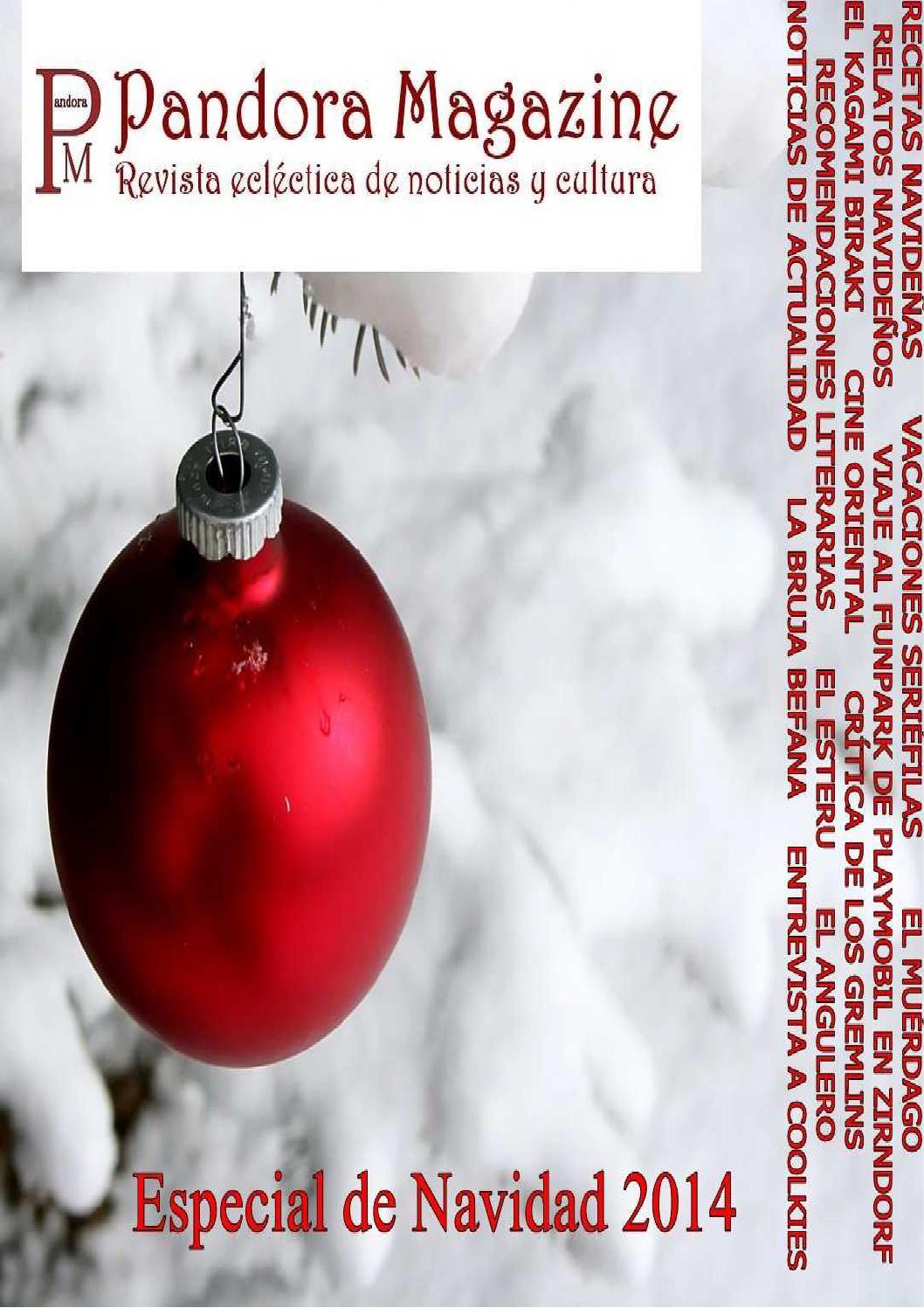 Especial Navidad 2014 by Pandora Magazine - issuu