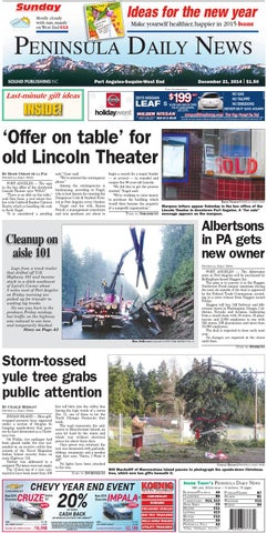 e48c4f47c23 PDNN20141221C by Peninsula Daily News & Sequim Gazette - issuu