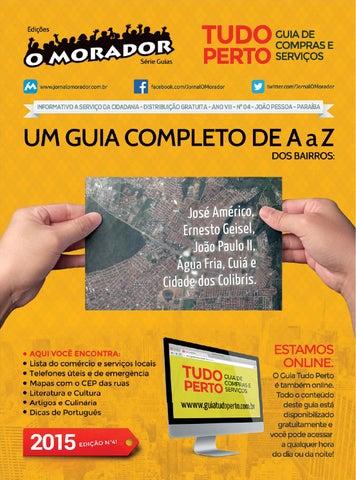 0014f3ce9 Guia Tudo Perto n. 04 2015 Edições o Morador by Edições O Morador ...