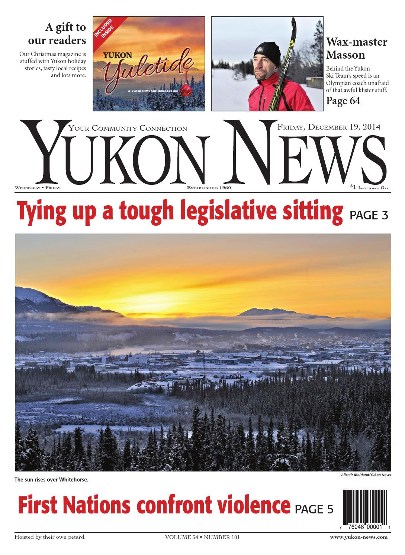 Yukon News December 19 2014 By Black Press Issuu Argo Wiring Diagram 3p Arm