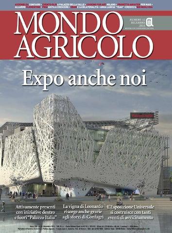Mondo Agricolo 12 By Confagricoltura Issuu