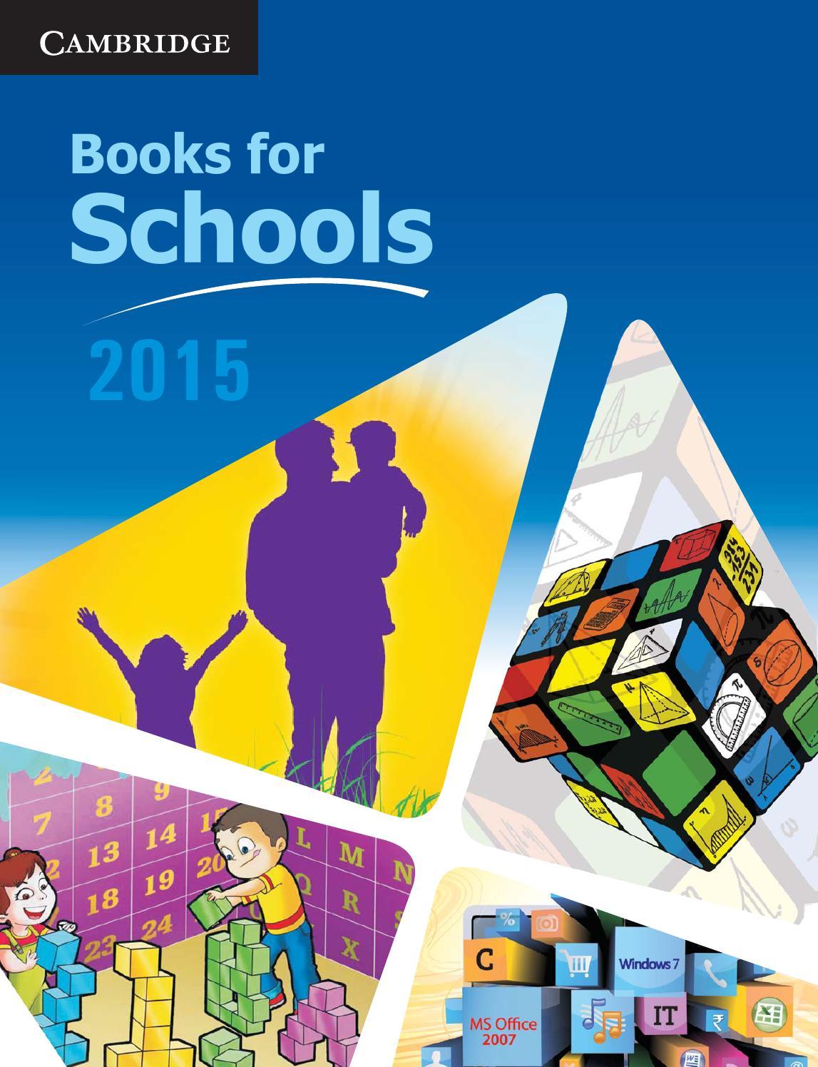 School books 2015 by Cambridge India - issuu