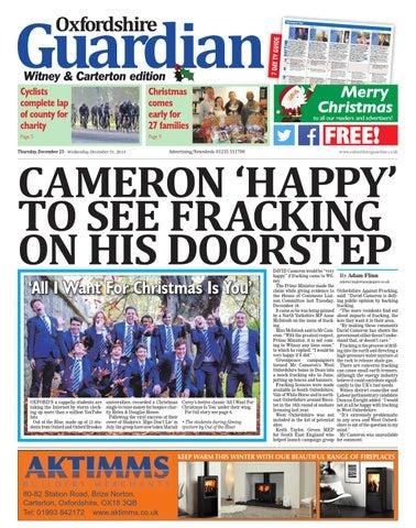 25 december 2014 oxfordshire guardian witney