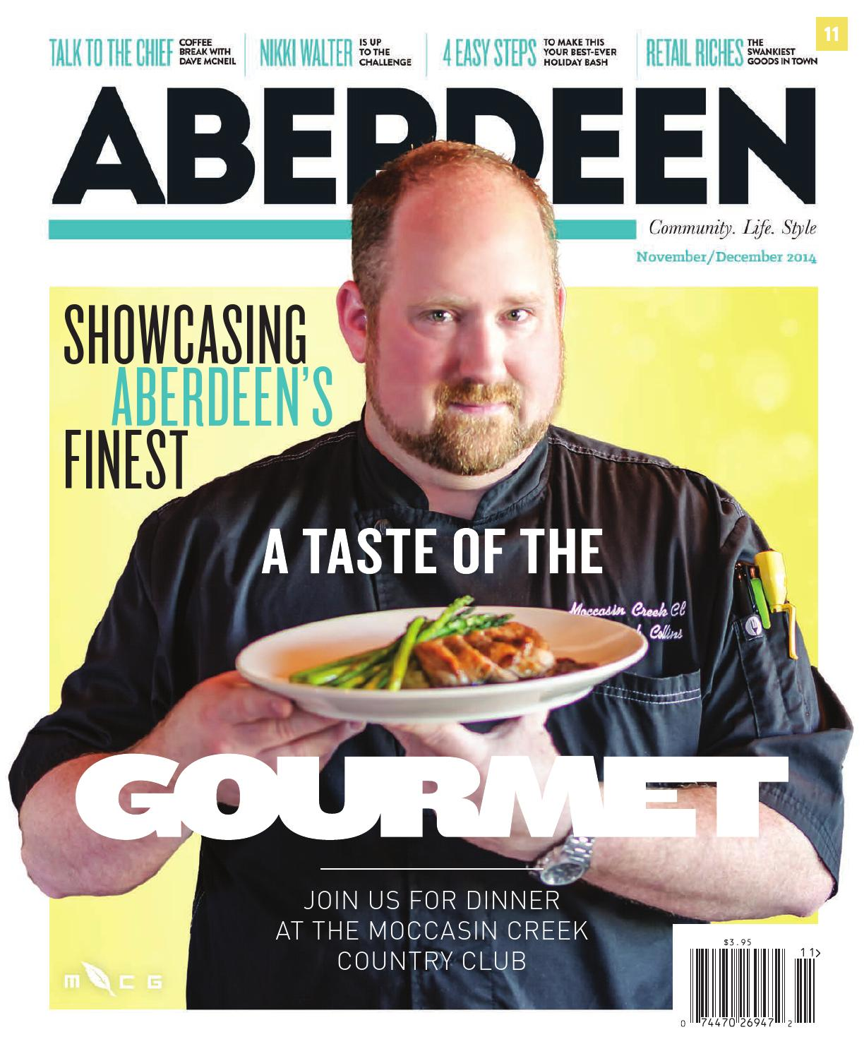 Kitchen Flooring Aberdeen: Aberdeen Magazine November/December 2014 By McQuillen