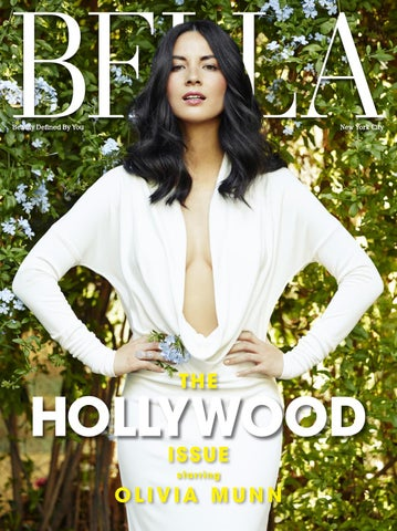 d20c10be3a BELLA NYC MAGAZINE The Hollywood Issue- Jan Feb 2015 by BELLA Media ...