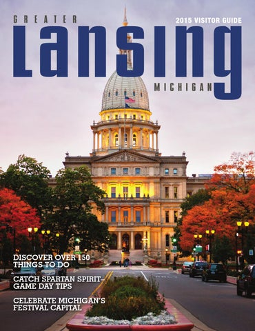 purchase cheap 71a3b 223e3 Greater Lansing Visitor Guide 2015