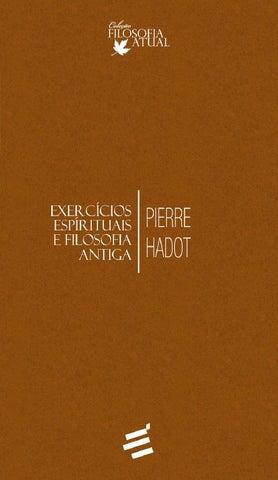 Atopia em Pierre Hadot (parte 1) URL DOI