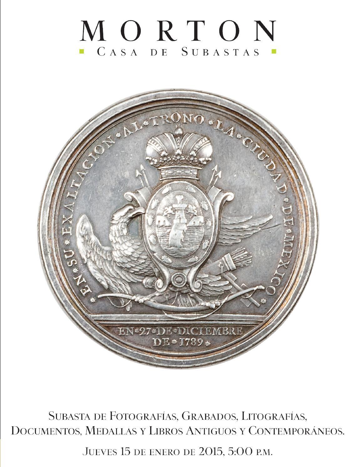 d0a2abb5cf1d Subasta de Libros y Documentos. by Morton Subastas - issuu