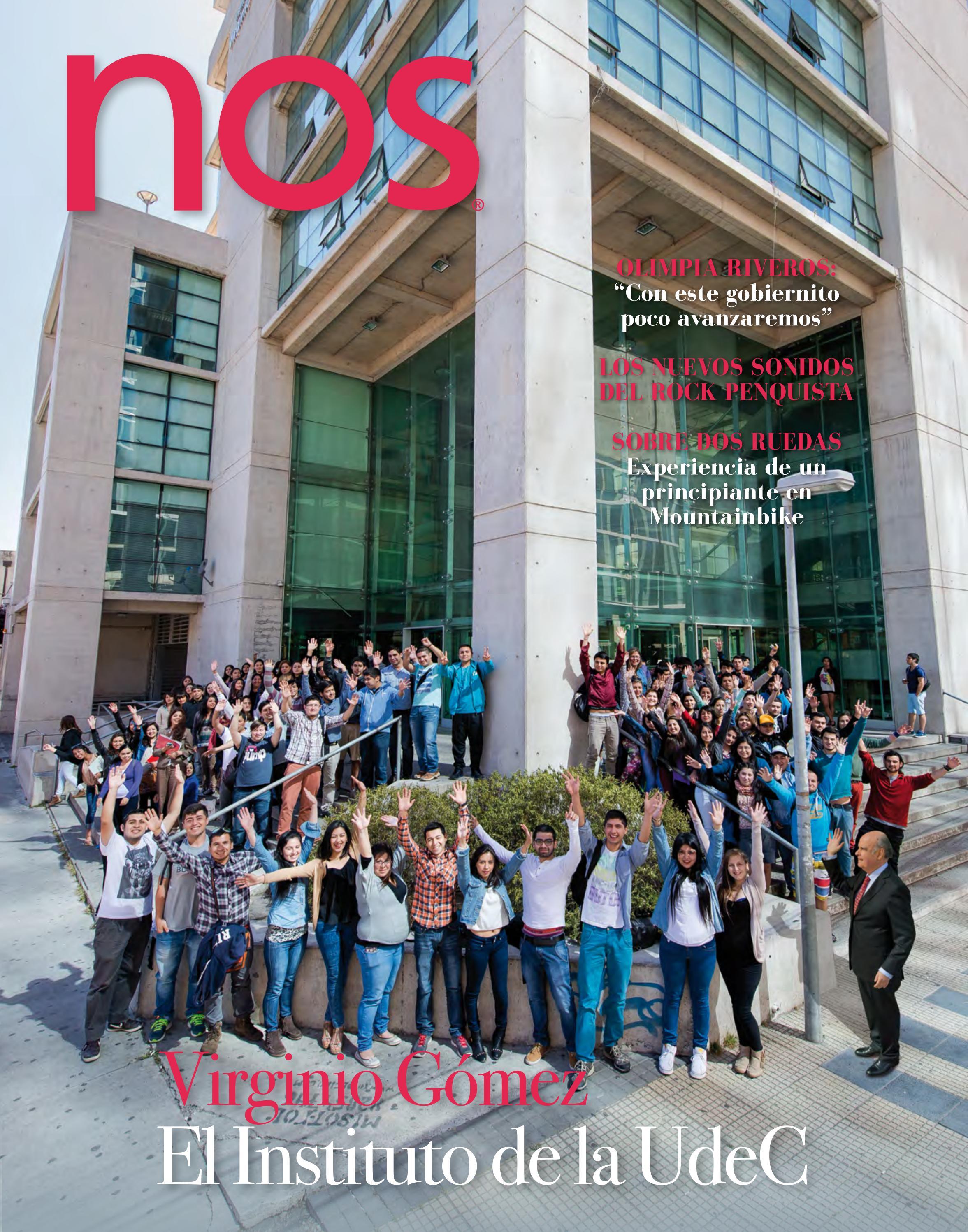 Revista Nos Febrero 2015 By Revista Nos Issuu # Muebles Vega Monumental Concepcion
