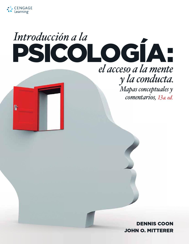 introduccion a la psicologia dennis coon pdf gratis
