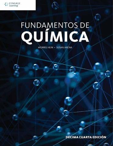 Fundamentos de qumica 14a ed morris hein y susan arena by page 1 urtaz Image collections