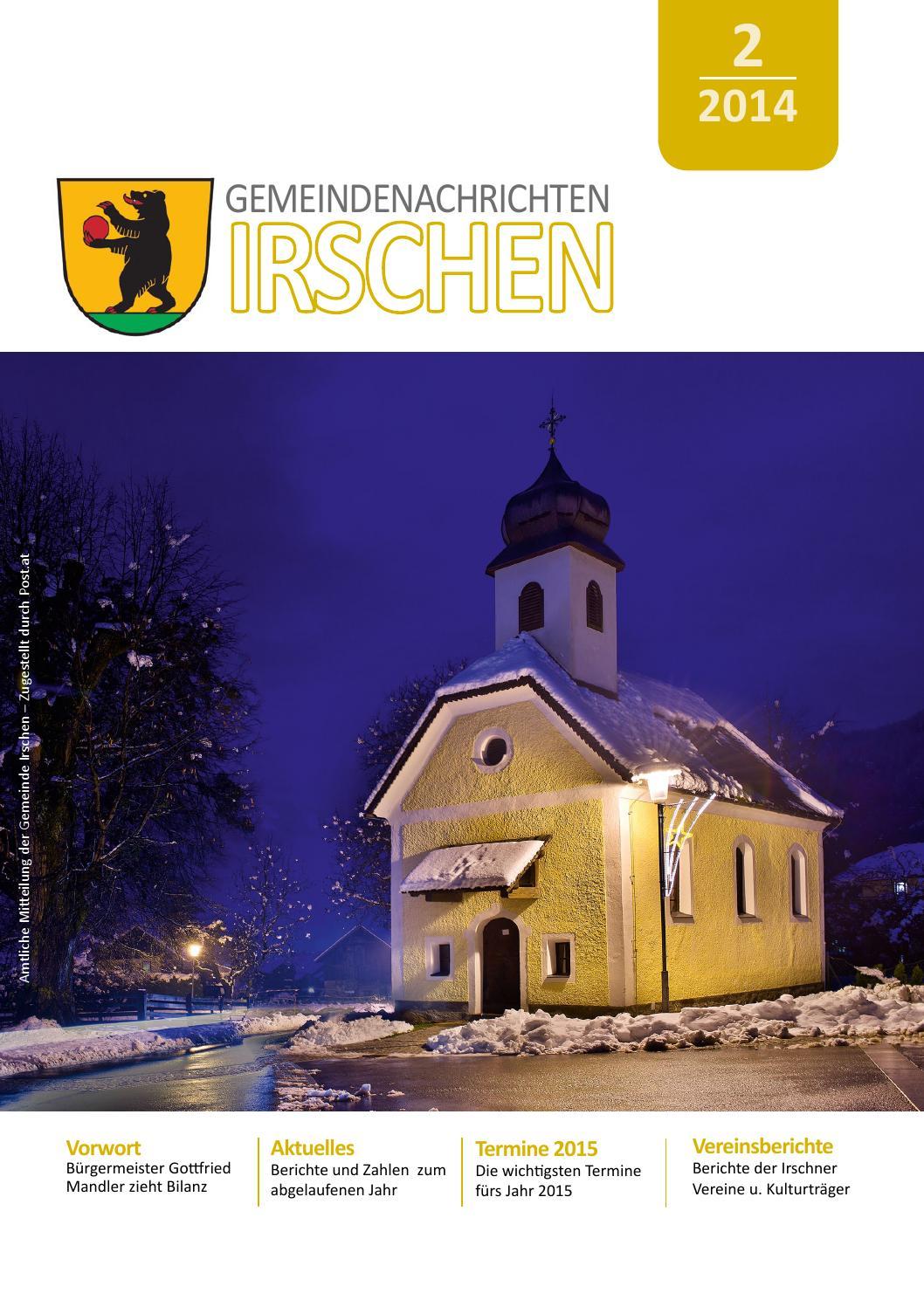 Irschen singleboerse: Single abend aus leobendorf