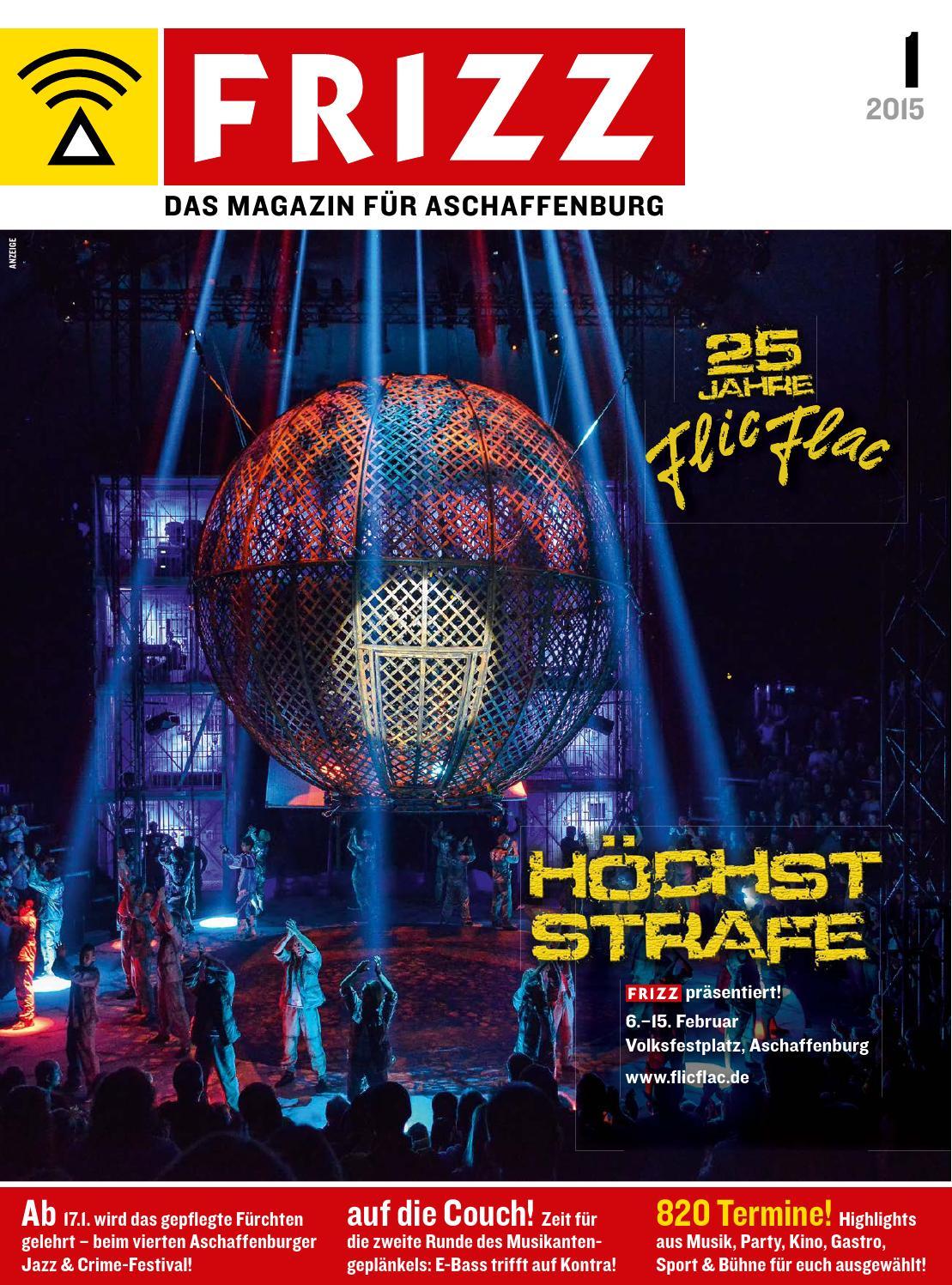 FRIZZ Aschaffenburg 01|2015 by MorgenWelt Verlag - issuu